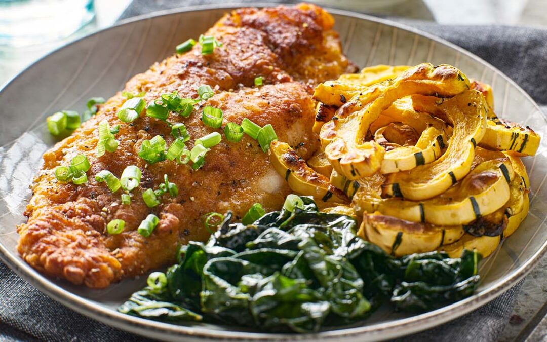 Check out this Great Catfish Recipe from Heartland Catfish